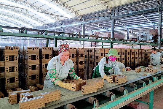 Hướng dẫn đầu tư xây dựng các nhà máy gạch Tuynel tại Hòa Bình