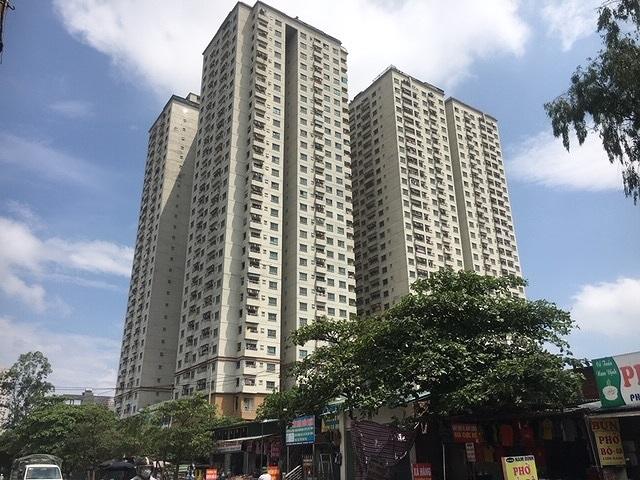 Hà Nội thu hồi cả nghìn 'sổ đỏ' đã cấp ở hàng loạt chung cư