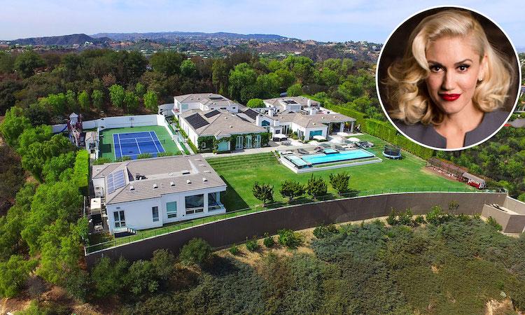 Biệt thự khu Beverly Hill giá 25 triệu USD của Gwen Stefani
