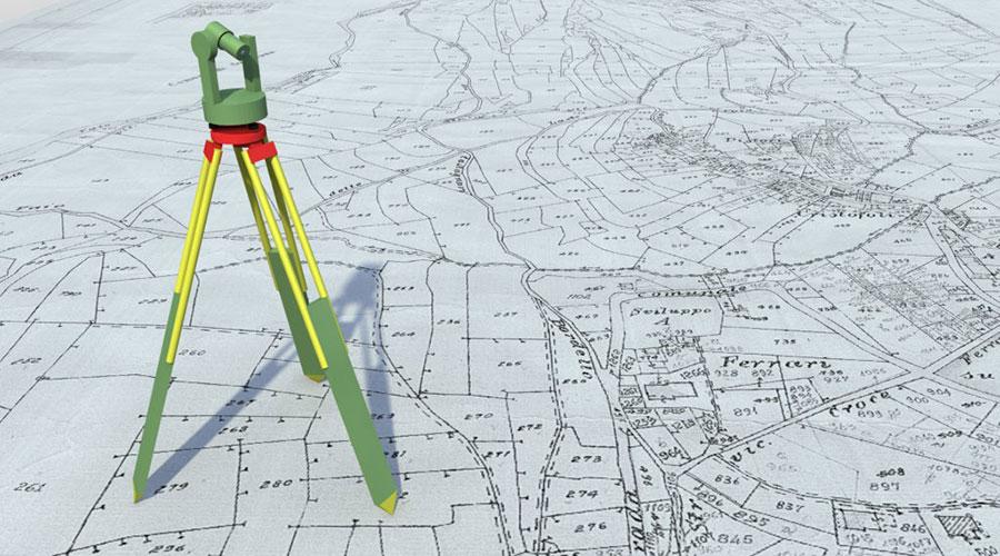 Đo đạc, lập bản đồ địa chính có phải dịch vụ tư vấn?