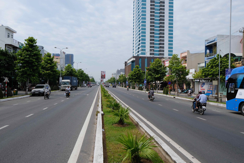 Đà Nẵng: Phê duyệt 189 tỷ đồng cải tạo đường Ngô Quyền và đường Ngũ Hành Sơn