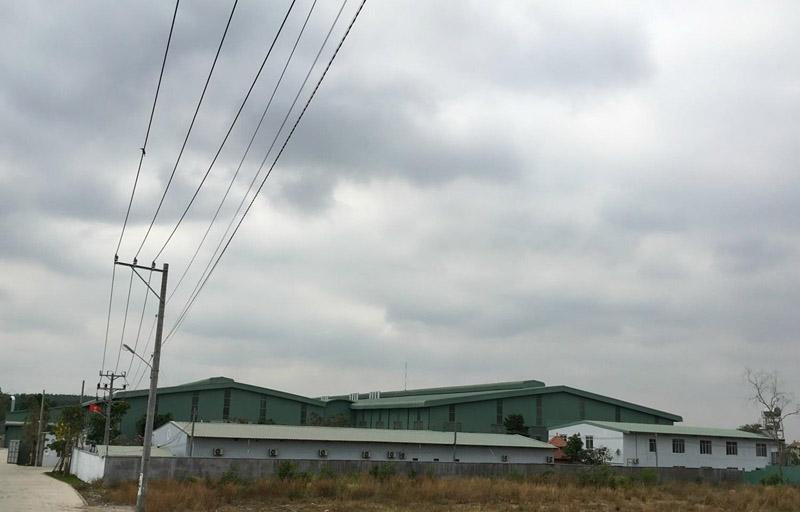 Làm rõ sai phạm tại khu quy hoạch cụm công nghiệp Phước Tân