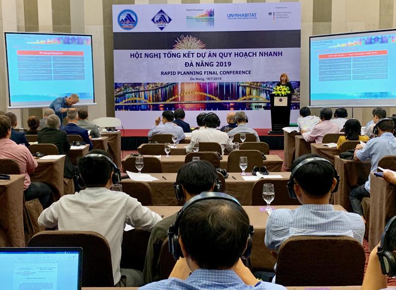 Tổng kết 5 năm thực hiện dự án Quy hoạch nhanh tại Đà Nẵng