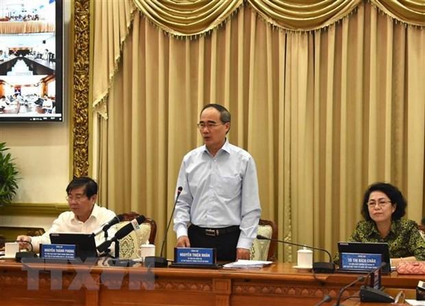 Thành phố Hồ Chí Minh chuyển mình, tăng tốc cải cách hành chính