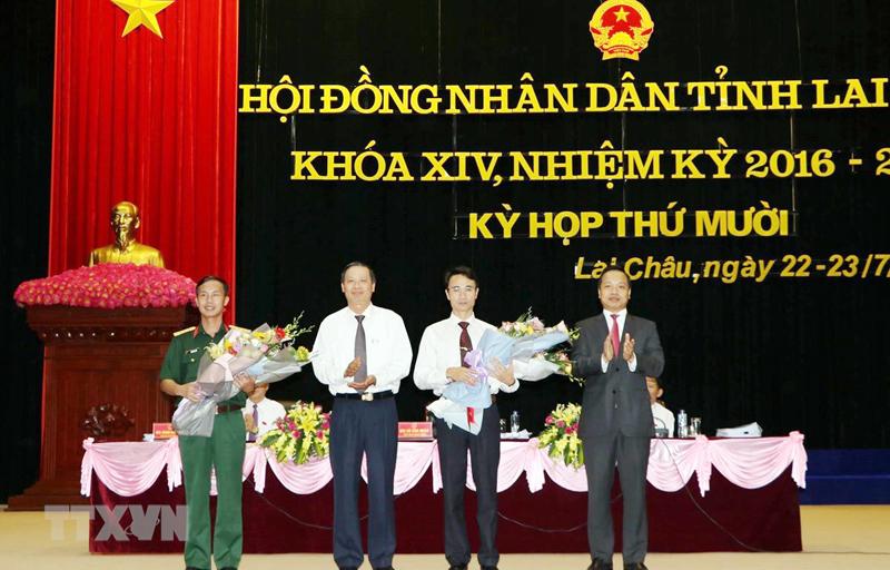 Bầu bổ sung Phó Chủ tịch Ủy ban Nhân dân tỉnh Lai Châu