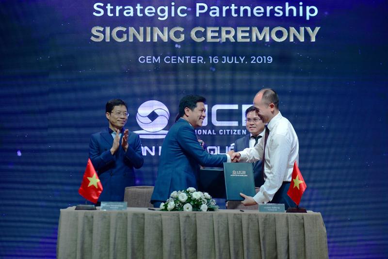 Chủ đầu tư Cam Ranh Bay ký kết hợp tác chiến lược với các đối tác