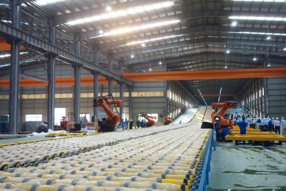 Chuyển địa điểm nhà máy kính siêu mỏng tại Ninh Bình về Quảng Trị