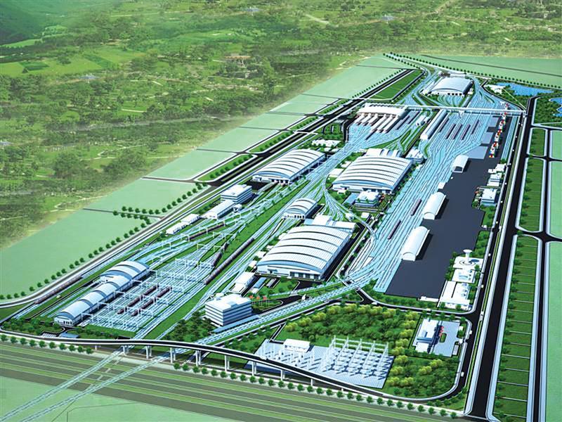 Kiến nghị giải pháp tài chính cho Dự án Tuyến đường sắt số 1 Ngọc Hồi – Yên Viên