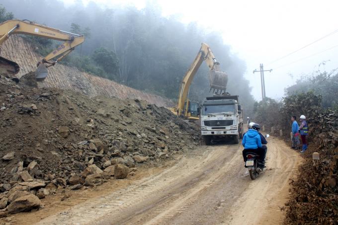 Bắc Kạn: Vẫn chưa thể xử lý sai phạm trong đấu thầu dự án đường ĐT254
