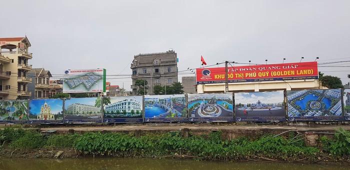 Góp ý việc giao chủ đầu tư dự án Khu đô thị Phú Quý