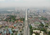 Hà Nội: Gấp rút thi công đường vành đai 3 trên cao trước ngày thông xe