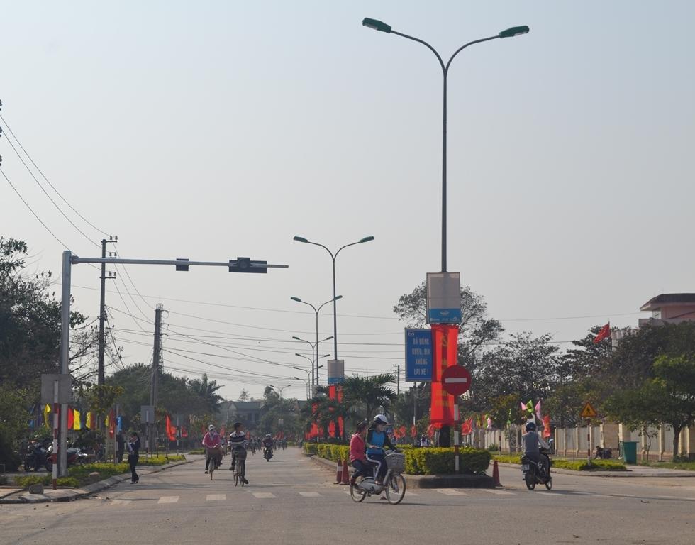 Thừa Thiên - Huế: Huyện Quảng Điền hoàn thành xây dựng nông thôn mới