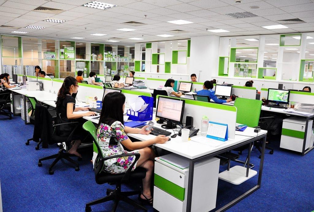Tổng mức hấp thụ của văn phòng tại Hà Nội quý II đạt khoảng 17.000m2