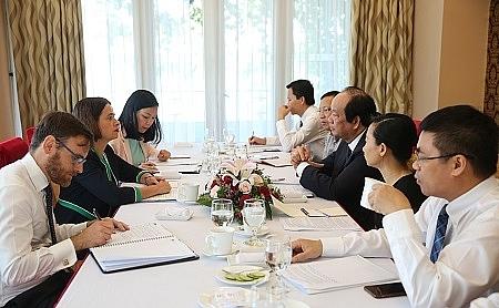 tang cuong hop tac voi australia trong xay dung chinh phu dien tu
