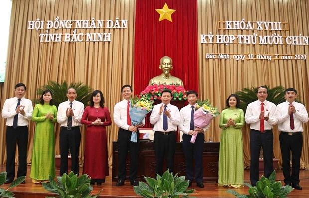 bac ninh bau bo sung hai pho chu tich ubnd tinh nhiem ky 2016 2021