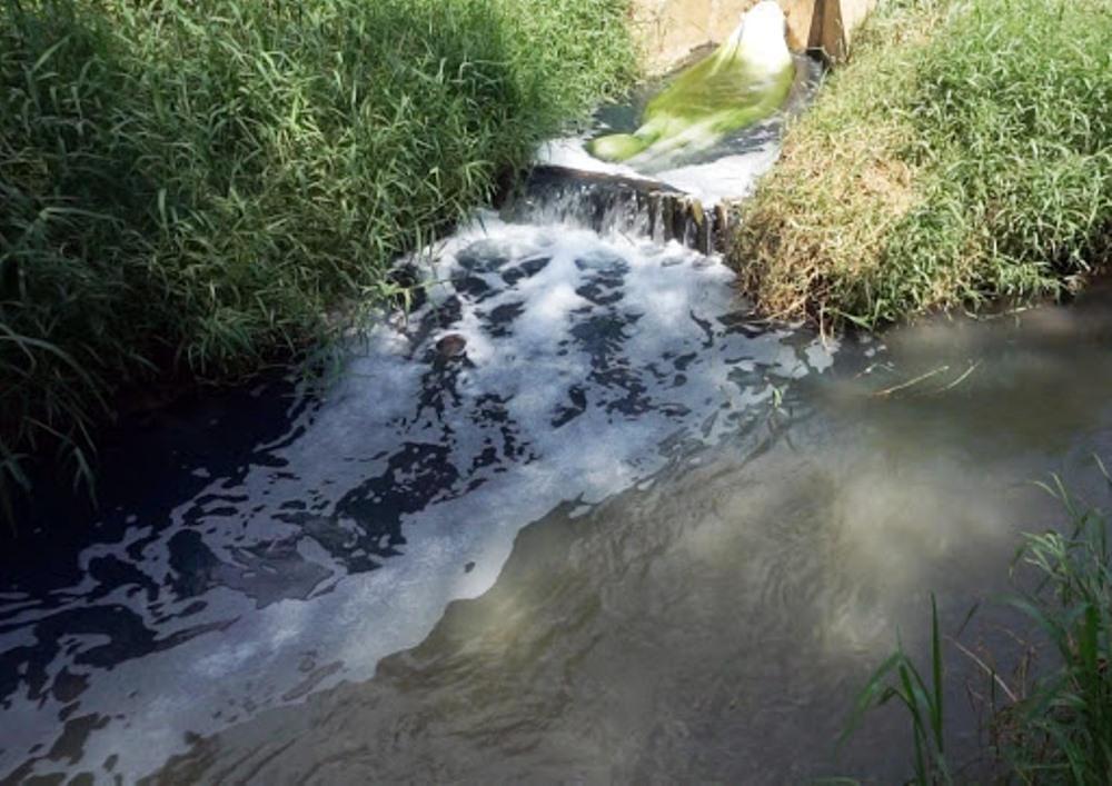 Bắc Giang: Xử phạt một doanh nghiệp 250 triệu đồng do đổ chất thải ra môi trường