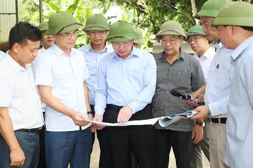 Thành phố Uông Bí (Quảng Ninh): Đẩy nhanh tiến độ mở rộng đường vào Yên Tử