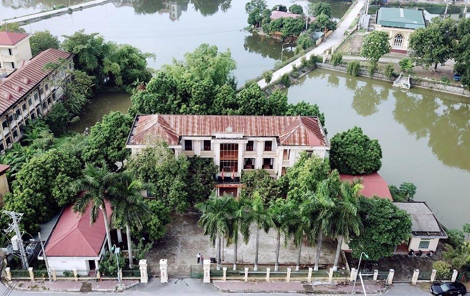 Vĩnh Phúc: Công nhận thị trấn Thanh Lãng là đô thị loại V