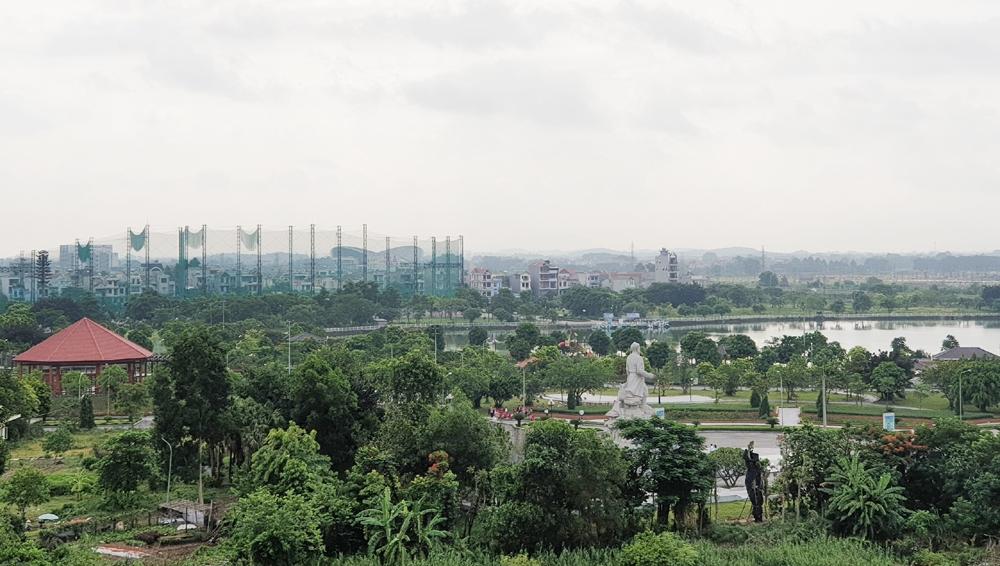 Thành phố Bắc Giang: Hướng đến đô thị xanh - thông minh