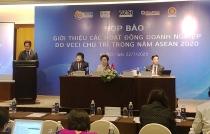 Nhiều hoạt động của doanh nghiệp trong năm ASEAN 2020