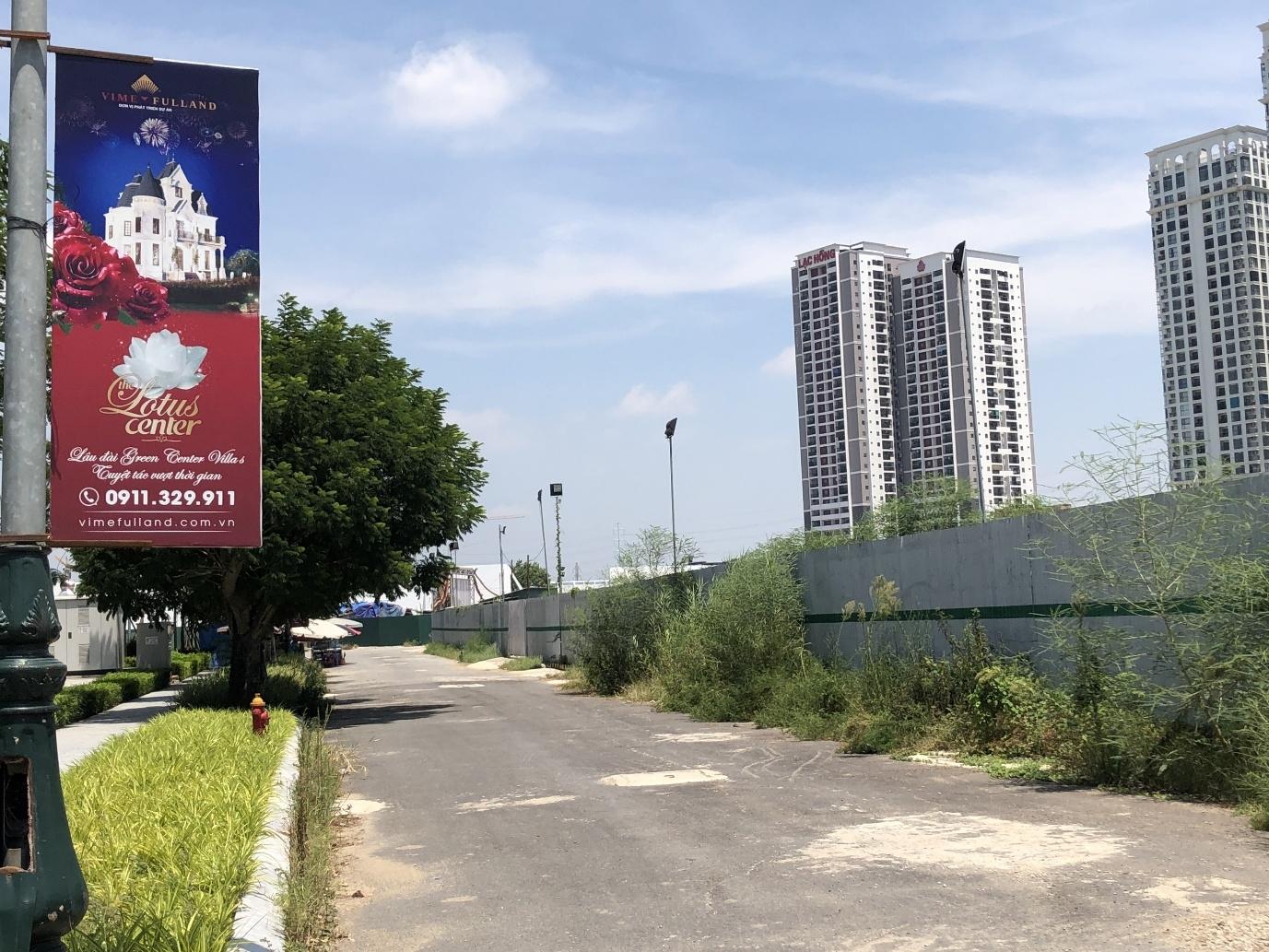 Hà Nội: Vì sao Dự án The Lotus Center của Vimedimex Group bị từ chối bổ sung chức năng ở?