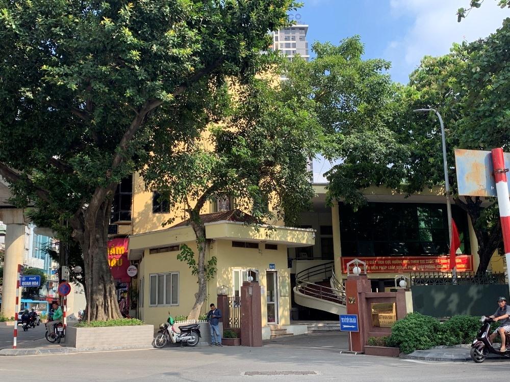 Hà Nội: Sẽ xử lý dứt điểm công trình vi phạm tại phường Dịch Vọng và kiểm điểm các cá nhân vi phạm