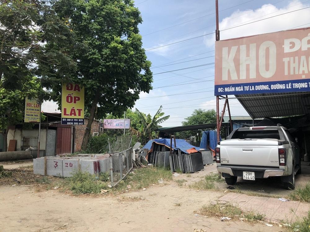 Dương Nội (Hà Đông): Bao giờ mới xử lý hết nhà xưởng, ki ốt xây dựng trái phép trên đất nông nghiệp?