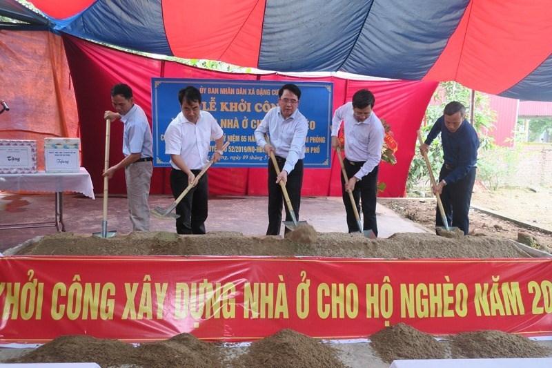 Hải Phòng: Xây mới, sửa chữa nhà ở cho các hộ nghèo, gia đình chính sách