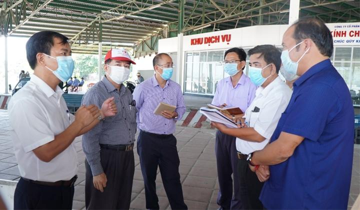 Khách từ Đà Nẵng đến Thừa Thiên - Huế phải khai báo y tế
