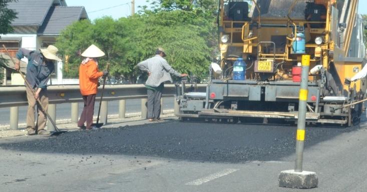 Thừa Thiên - Huế: Khắc phục triệt để những điểm hằn lún, hư hỏng tại Quốc lộ 1