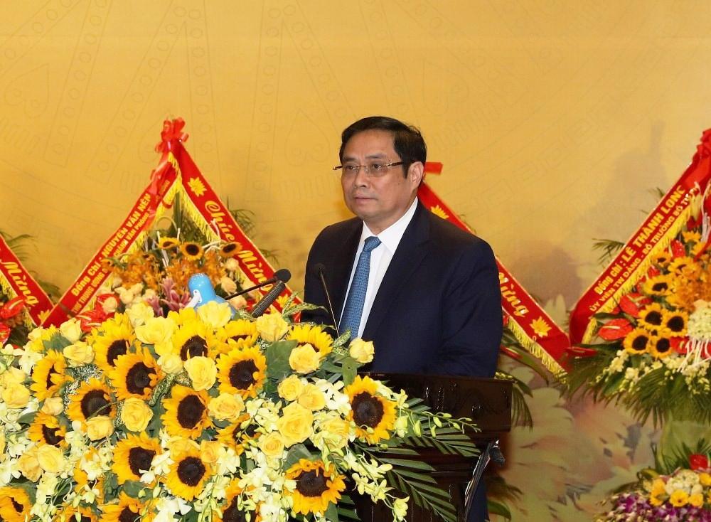Thanh Hóa: Long trọng tổ chức Lễ kỷ niệm 90 năm thành lập Đảng bộ tỉnh