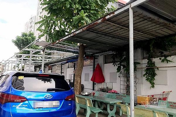 cuong che cong trinh khong phep tai chung cu xay chui 43 can ho