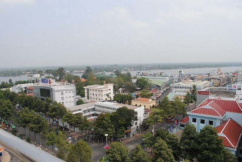 Thành phố Vĩnh Long là đô thị loại II