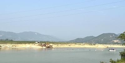 Quảng Nam: Sẽ đóng cửa một mỏ khoáng sản cát làm vật liệu xây dựng thông thường tại huyện Đại Lộc