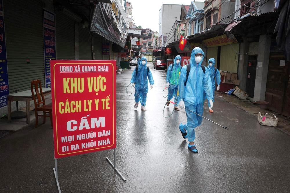 Bắc Giang: Tâm dịch Việt Yên chuyển trạng thái mới trong công tác phòng, chống dịch Covid-19
