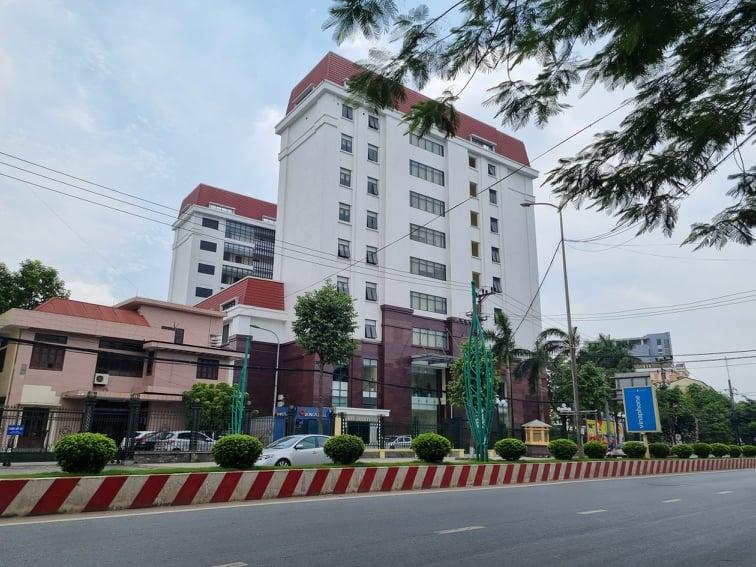 Thái Nguyên: 405 tỷ đồng xây dựng Trụ sở làm việc khối các cơ quan