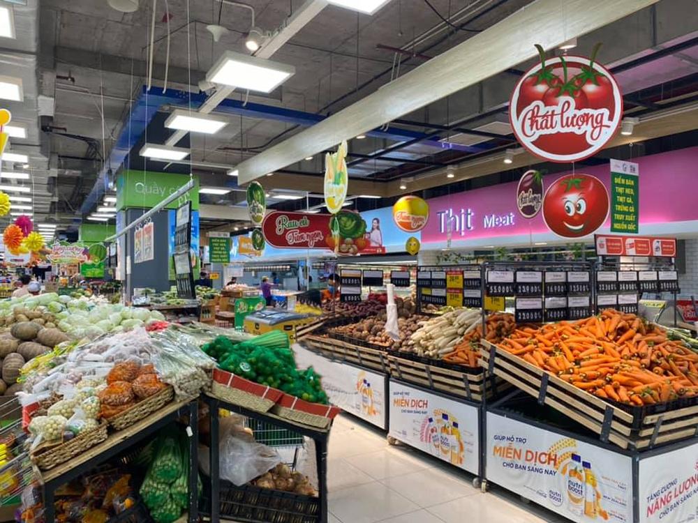 Saigon Co.op luôn đảm bảo đầy đủ hàng hóa