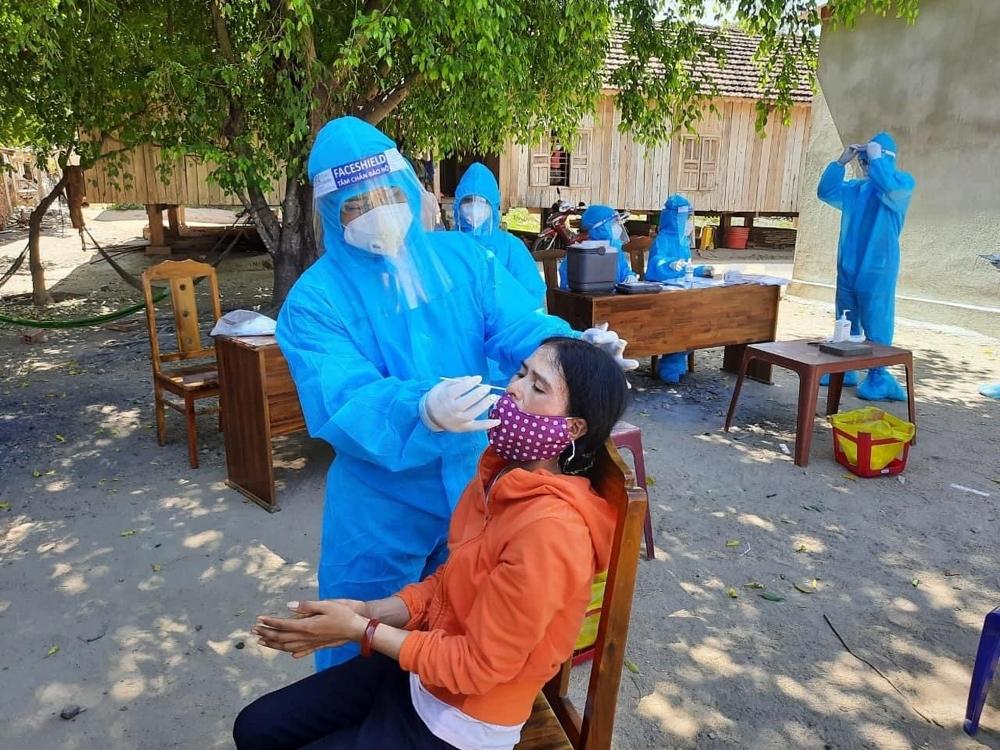 Bộ Y tế đề xuất các giải pháp chống dịch tại Phú Yên
