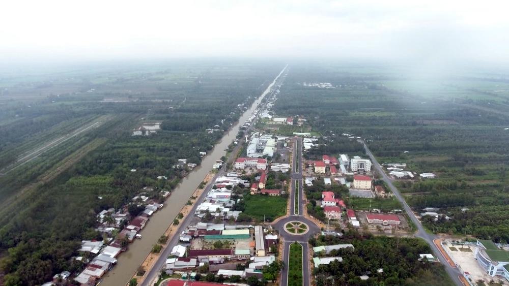 Hậu Giang: Phê duyệt Nhiệm vụ quy hoạch chung đô thị Cây Dương đến năm 2040