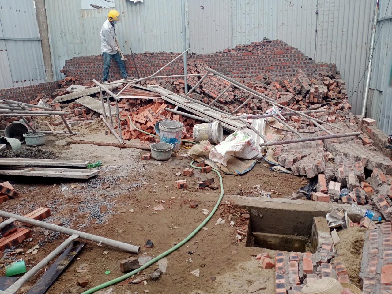 Tây Hồ (Hà Nội): Phường Quảng An thực hiện quyết liệt các biện pháp nhằm đảm bảo công tác quản lý đất đai, trật tự xây dựng
