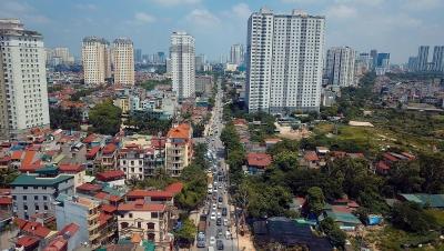 Hà Nội chi 2.800 tỷ xoá điểm đen ùn tắc giao thông tuyến đường 70
