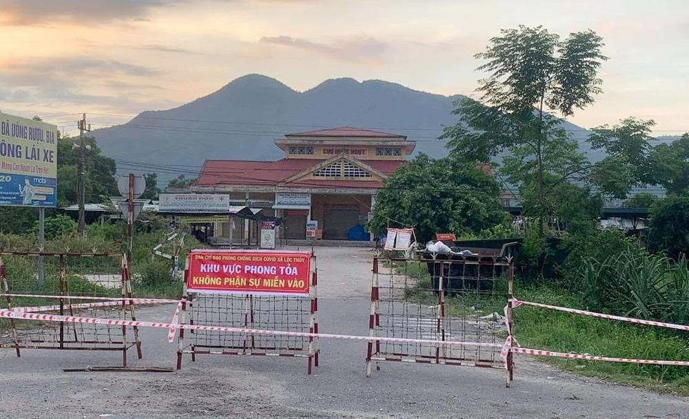 Thừa Thiên – Huế: Khởi tố vụ án làm lây lan dịch bệnh Covid-19 tại xã Lộc Thủy