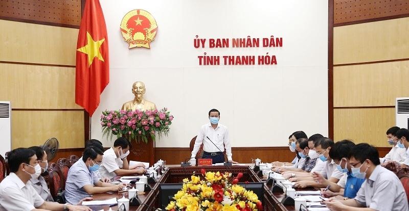 Thanh Hóa: Tổ chức Hội nghị triển khai chính sách hỗ trợ người lao động và người sử dụng lao động gặp khó khăn do dịch Covid-19