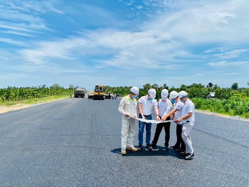 Tập đoàn Đèo Cả ứng 500 tỷ đồng hỗ trợ nhà thầu thi công dự án Trung Lương – Mỹ Thuận