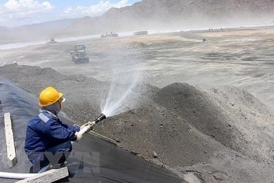 Sử dụng tro, xỉ của các nhà máy nhiệt điện làm nguyên liệu sản xuất