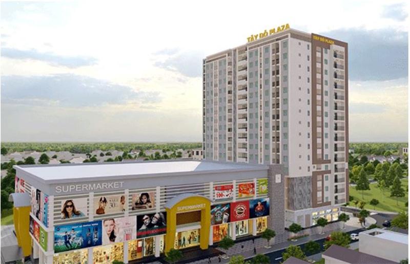 Sở Xây dựng Hậu Giang: Cấp phép xây dựng chung cư 16 tầng Tây Đô Plaza