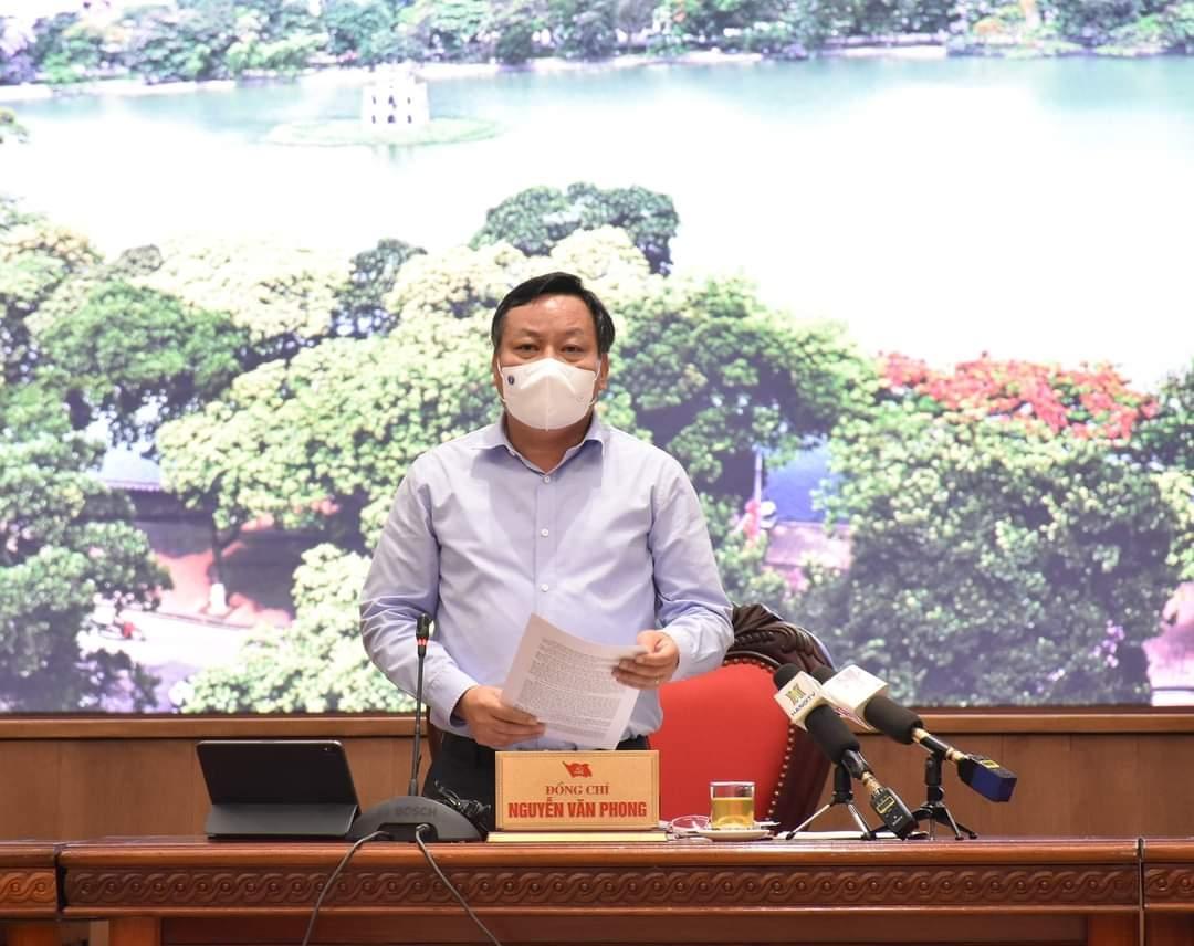 Công tác phòng, chống dịch của Hà Nội khi thực hiện giãn cách xã hội