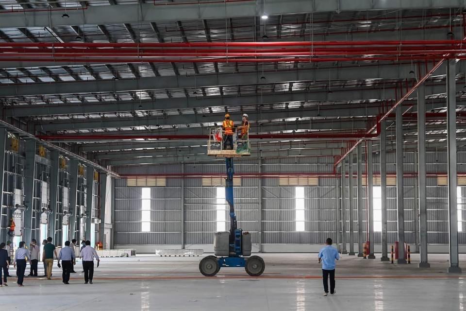 Bình Dương: Trưng dụng 30.000m2 nhà xưởng để xây dựng Bệnh viện dã chiến quy mô lớn