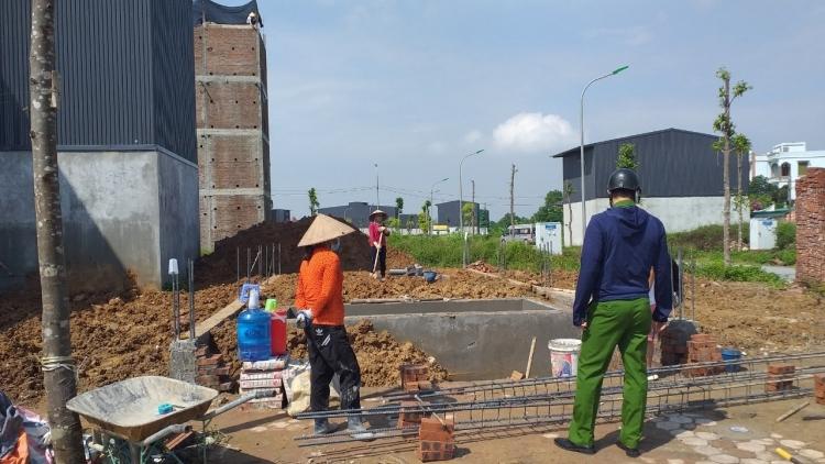 Hà Nội: Tạm ngừng xây dựng tất cả các công trình, dự án trong 15 ngày