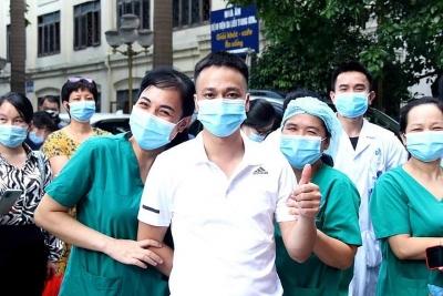 Thêm 150 thầy thuốc tinh nhuệ tiếp sức cho Thành phố Hồ Chí Minh